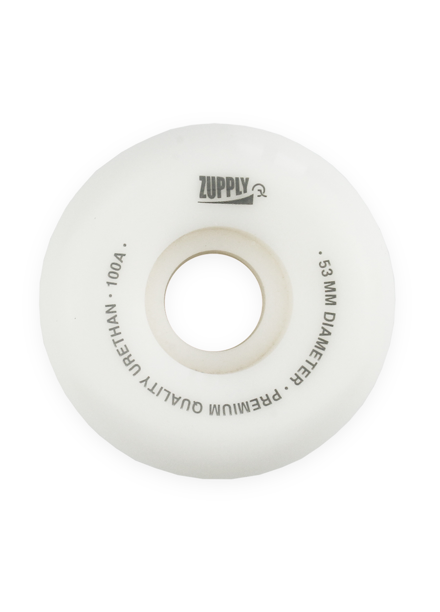 Zupply Wheels, X, 100A, 53mm