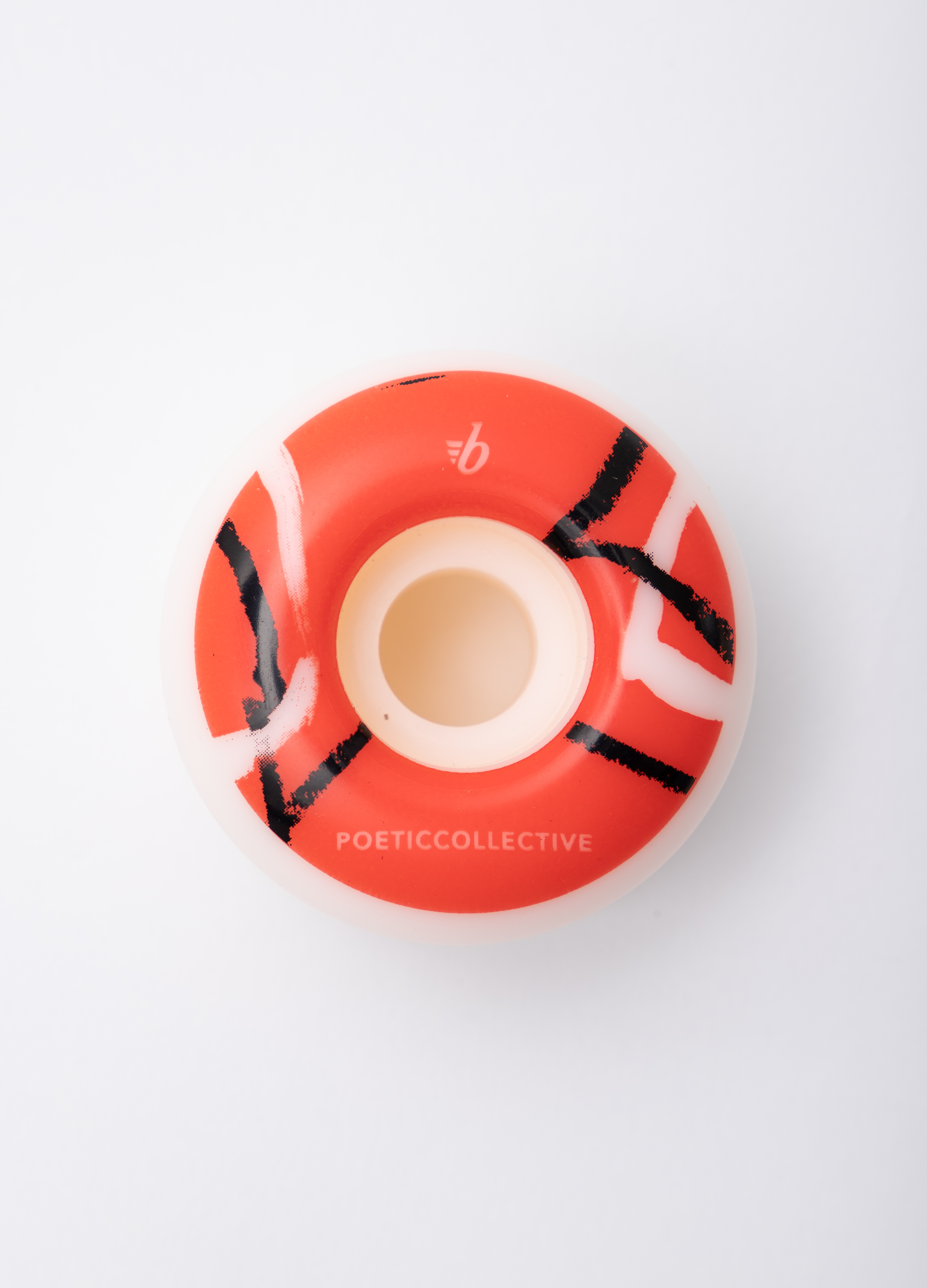 BRONX, X Poetic Collective, 101a, 53mm, Round Shape