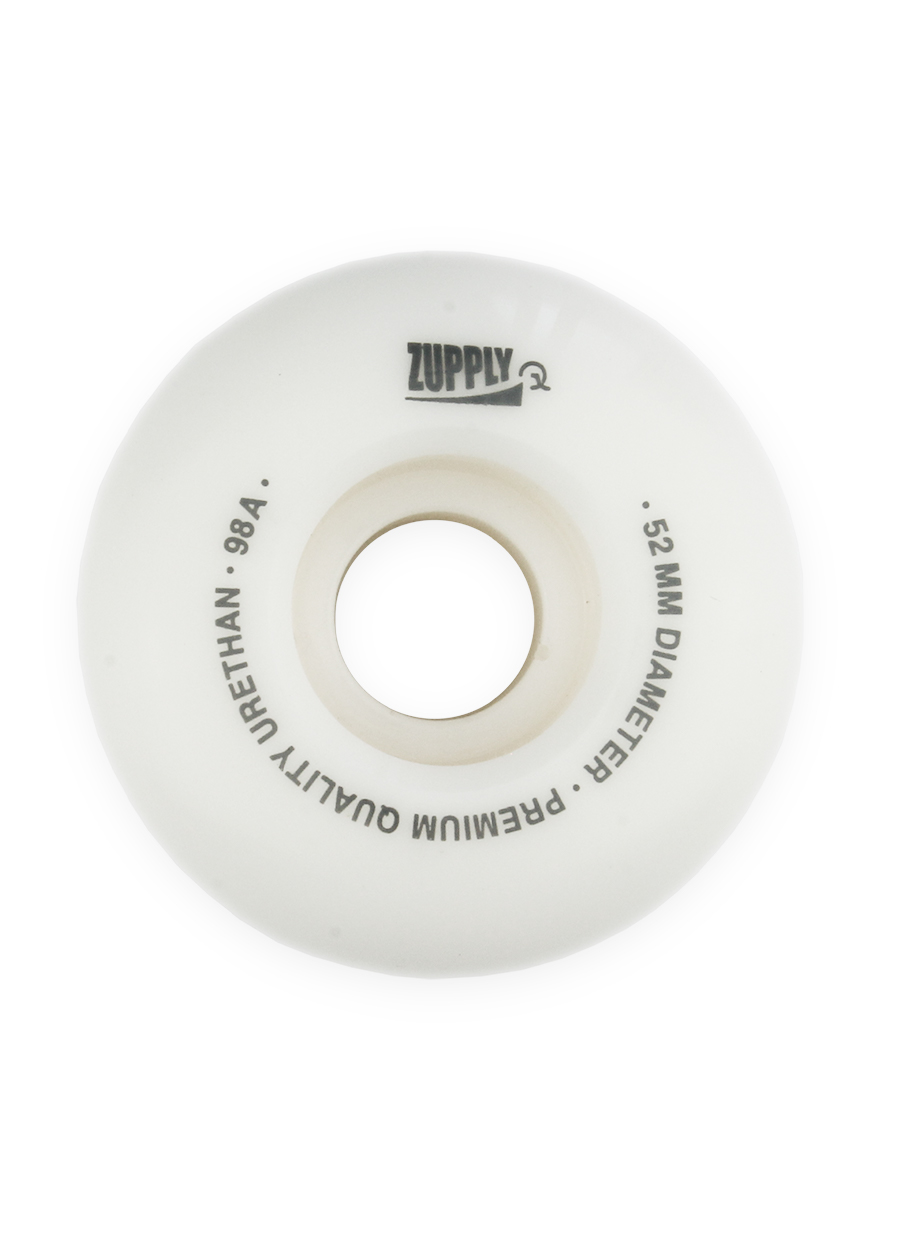 Zupply Wheels, V1, 98A, 52mm