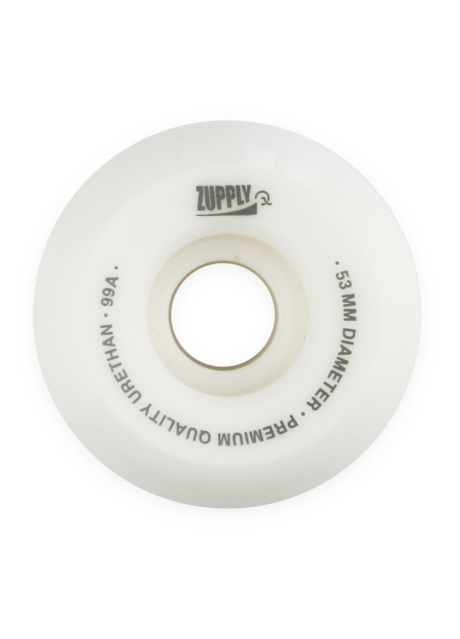 Zupply Wheels, V5, 99A, 53mm